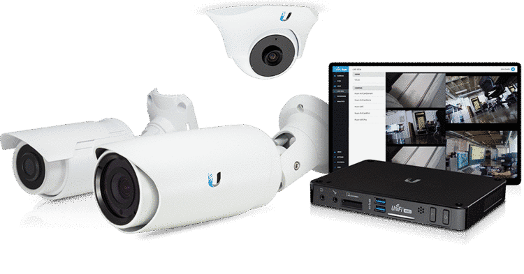 Easily scale IP surveillance camera networks to hundreds* of plug and play, high-performance devices across multiple locations. Manage and control your system with intuitive software packed with powerful features and analytic capabilities — all without licensing fees or support costs.